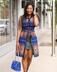 Hello ladies, these are office wear styles spiced up with ankara prints. You can also call them ankara corporate styles. African Wear, African Women, African Dress, African Style, African Shop, African Fabric, Office Wear Women Work Outfits, Work Dresses For Women, Good Woman
