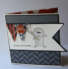 Googly Ghouls - Stamp with Heather, Heather Summers