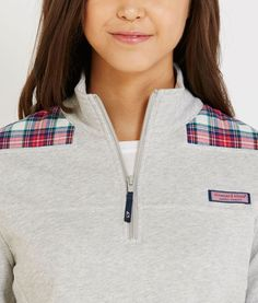 Vineyard Vines:   Plaid Shep Shirt