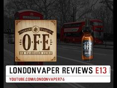 Old Fashioned Elixir - Lemon Berry E-Liquid Review - YouTube