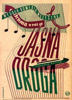 Wojciech Zamecznik, Jasna droga, 1949
