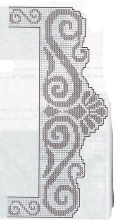 Crochet Curtain Pattern, Crochet Curtains, Curtain Patterns, Lace Curtains, Tapestry Crochet, Crochet Doilies, Crochet Patterns, Filet Crochet Charts, Free Crochet