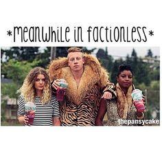 Macklemore Divergent funny