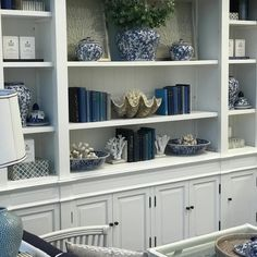 There is nothing quite like a Full Wall cabinet! This one is 2.6m and even fits a tv- it sold out straight away but we are accepting… Wall Cabinets Living Room, Home Living Room, Living Room Decor, Hamptons Style Homes, Hamptons Decor, Bookcase Styling, Decorating Bookshelves, Room Shelves, Glass Shelves