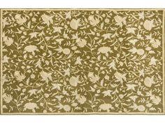 La romantica a1 natural - tappeto chainstick in lana kashmir