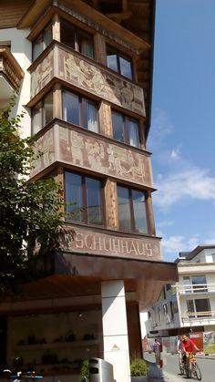 SCHUHHAUS STEINACHER, Zell am See - Salzburg, Österreich