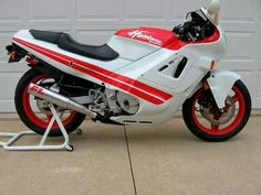 TBT The 1987 Honda CBR600F, known as the 'Hurricane'  The Honda CBR600F, known as the 'Hurricane' in the US market, is a sports motorcycle made by Honda from 1987 to 1990. In Austria and Mexico, a smaller version, the CBR500F, was marketed. In 2011, Honda released an all-new model of the same name. The original CBR600F along with the CBR750F and CBR1000F was Honda's first inline four-cylinder, fully faired sport bike. It had a liquid-cooled 85 hp (63 kW) DOHC 16-valve engine, and a six-speed…