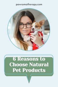 Why choose natural products over chemical-laden traditional products for pets? Here are 6 great reasons! Natural Products, Pet Products, Aromatherapy For Dogs, Flea Powder, Veterinary Medicine, Healthy Pets, Diy Stuffed Animals, Dog Quotes, Pet Beds