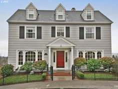 Favorite New Listing. I love colonial homes. Breathtaking views of the Portland. Five Bedrooms two kitchens with porches galore.  Alameda Ridge. 849,900  mls 12010715
