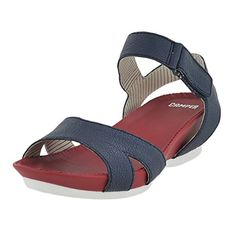 CAMPER MICRO 22555 DK BLUE WOMENS ANKLE STRAP Size 41M -- This is an Amazon Affiliate link. Want to know more, click on the image.