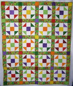 Sharon Stroud's Out of Her Mind: Shoo Fly Friendship Quilt, Part 1