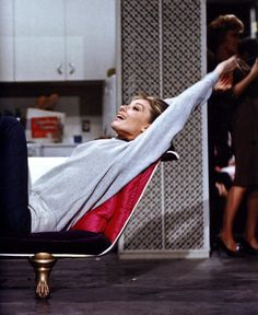 Audrey Hepburn in Breakfast At Tiffany's (1961)