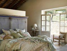 Rustic charm Zara Home Bedroom