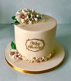 Birthday Cake by Lorraine Yarnold