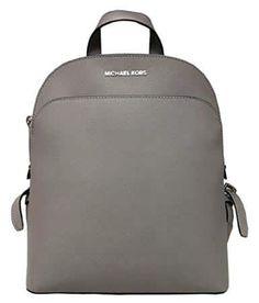 Michael Kors Emmy Large Leather Backpack Michael Kors Backpack a5d727d7eb5e4