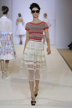 Temperley London 2013 Spring Collection