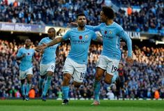 Triunfa Manchester City ante Arsenal en la Liga Premier inglesa   El Puntero