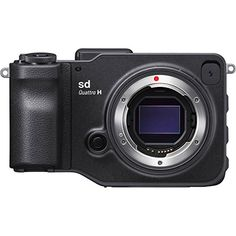 "Sigma sd Quattro H 51 Digital SLR Camera with 3"" LCD, Black C41900 -- undefined #DSLRCameras"