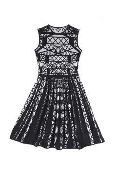 Shop Sleeveless Knit Bridges Babel Dress by Mary Katrantzou for Preorder on Moda Operandi SIZE XS 187153