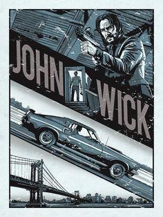 John Wick (2014) [768 x 1024] HD Wallpaper From Gallsource.com