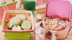 I love the Girl cookies