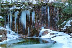 Sabbaday Falls...