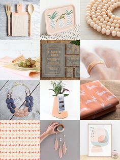 Etsy Round Up - New Peach on Lost and Fawned