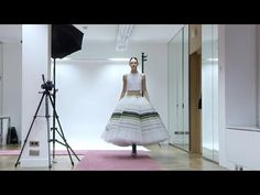 Making of a Dress - Dior Haute Couture Spring 2015