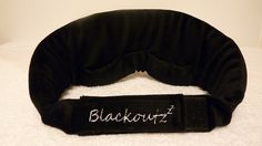 Blackoutzzz Velvet Luxury Sleep Mask 3D Contoured with Memory Foam ** You can get additional details at the image link. (Note:Amazon affiliate link)