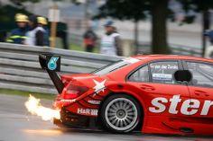 Norisring: Warm-up und Rennen #dtm