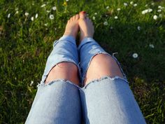 The Ripped Jean - How to wear Ripped Jeans, Wardrobe Staples, Pairs, Street Style, Magazine, How To Wear, Fashion, Tattered Jeans, Moda