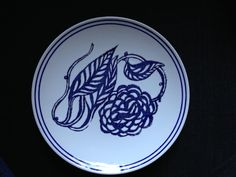 Ruan Hoffmann ''ANNETTE'' side plate for Woolworths South Africa