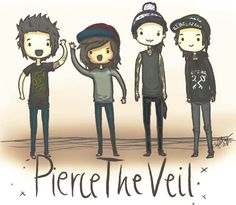 Jaime Preciado Vic Fuentes Mike Fuentes Tony Perry ♡ This is too cute not to repost!!