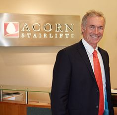TV's Dr Hilary At The Acorn Stairlifts Reception
