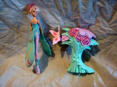 toys from 1990's | Vintage 1980s 1990s Sky Dancer Doll.