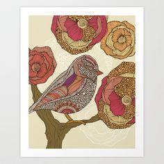 Vera Art Print by Valentina - $18.00