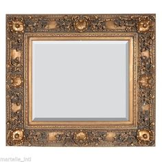 Large Gold Wall Mirror gold wall mirror-sculpture-gold-decorative-framed-bevelled-wall