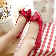 2014 new spring cute cat head design women flats,casual slip-on pointed toe women shoes,dress shoes for women XWD378