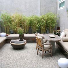 Patio Gravel Patio Design, Pictures, Remodel, Decor and Ideas