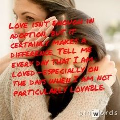 An Adoptee's Perspective: 10 Things Adoptive Parents Should Know - http://ow.ly/cYdN3