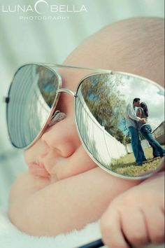 Eric Church kind of baby!... I would definitely be the person to do this to my baby :-)