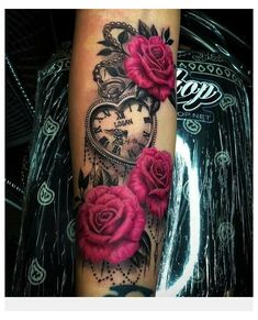 Mommy Tattoos, Girly Tattoos, Hand Tattoos, Pretty Tattoos, Sexy Tattoos, Beautiful Tattoos, Body Art Tattoos, Mama Tattoo, Pink Rose Tattoos