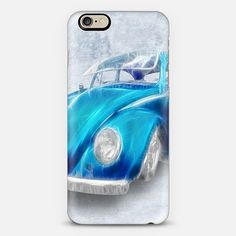 Check out my new @Casetify   Make yours and get $10 off your first order using code: ZN4AQG #casetify #iphonecase #case #phonecover #VW #Volkswagen #Beetle #Bug #retro #blue #metallic