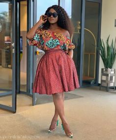 Cute African Print Dresses : Styles Ideas That Will Make You Look More BeautifulHello ladies. These are cute African print dresses inspiration that will leave African Fashion Ankara, Latest African Fashion Dresses, African Dresses For Women, African Print Dresses, African Print Fashion, African Attire, African Dress Styles, Africa Fashion, Latest Fashion