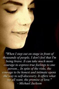 Michael Jackson in 'Dancing the Dream'