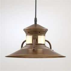 Hi-Lite H-423 Warehouse Shade RLM Pendant