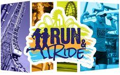 Half-marathons, 10Ks and 5Ks through amazing amusement parks.  Other races through parks across the country.
