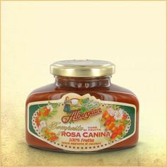 Composta di Rosa Canina 100% frutta