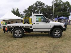 Any Disco pickups? Show us your cabs - Discovery Forum - - The Land Rover Forum Land Rover Discovery 1, Discovery 2, Land Rover Defender 130, Landrover Defender, Land Rover Pick Up, Range Rover Classic, Range Rover Evoque, Land Rovers, Dream Cars
