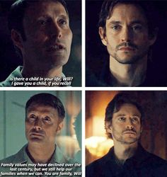 Jealous Hannibal (There was so much resentment in his voice in this scene! It's the only time it has seemed like Will actually had the upper hand in their relationship. Hannibal Quotes, Hannibal Funny, Nbc Hannibal, Hannibal Lecter, Hannibal Tv Series, Sir Anthony Hopkins, Young Blood, Hugh Dancy, All I Ever Wanted